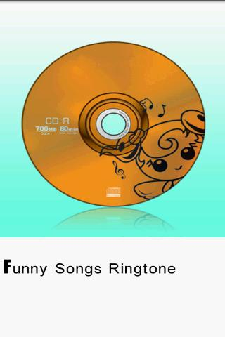 Funny Songs Ringtone - screenshot