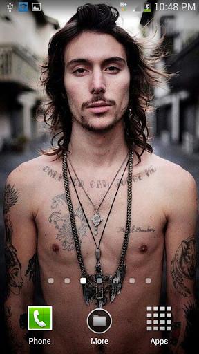 Men Tattoos Work