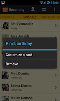 Screenshot of CardBox Greeting Cards