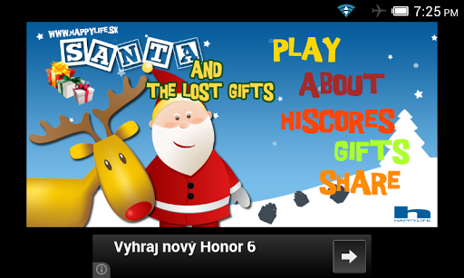 Santa and the Lost Gifts Free