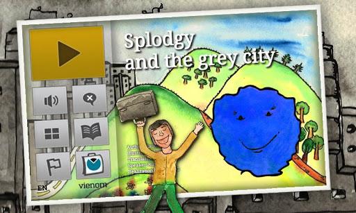 Splodgy Kids Book