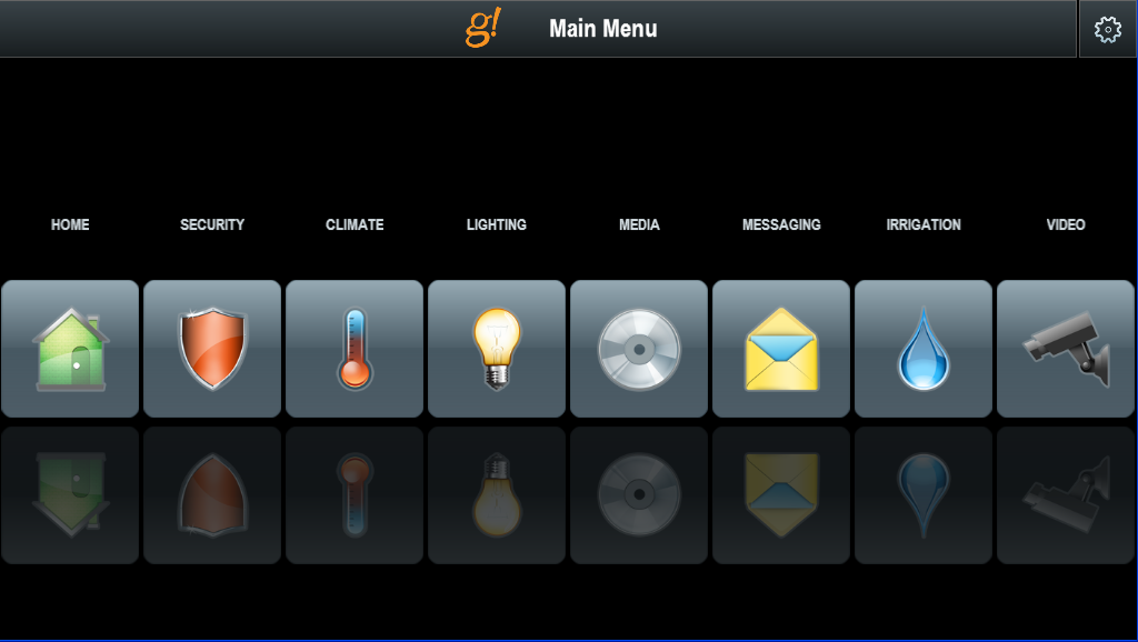 g!Mobile 7 - screenshot