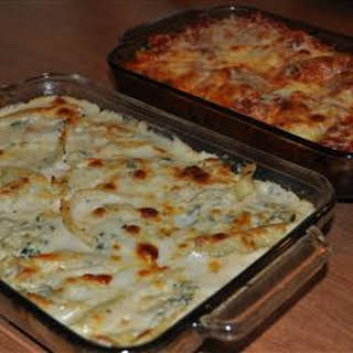 Stuffed Pasta Shells Surprise.