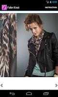 Screenshot of Scarf Fashion Designer