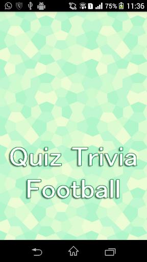 Football Quiz Trivia