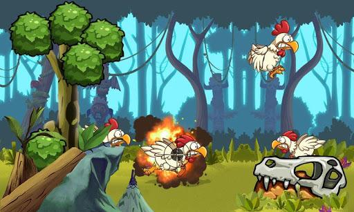 玩免費角色扮演APP|下載Shoot crazy chicken app不用錢|硬是要APP