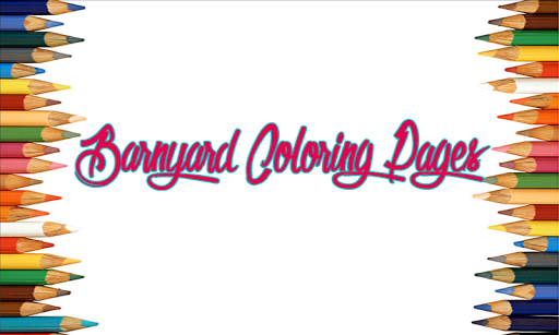 Barnyard Coloring Pages