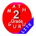 Second Grade Kid Math Guru-Lte icon