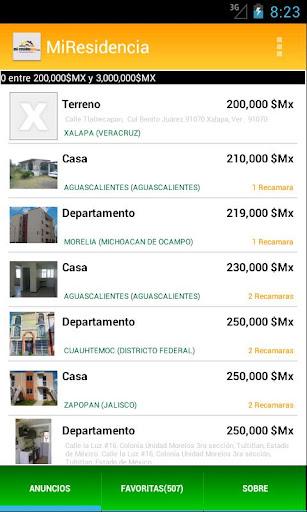 Mi-Residencia : México