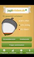 Screenshot of Jagdprüfung - NRW