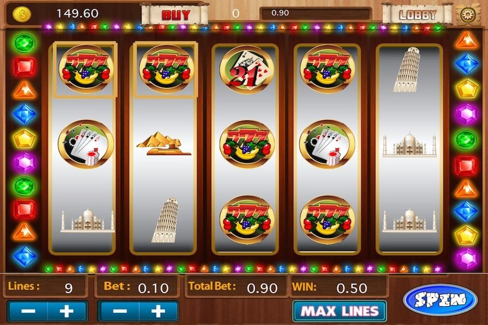 Las Vegas Slots HD - screenshot