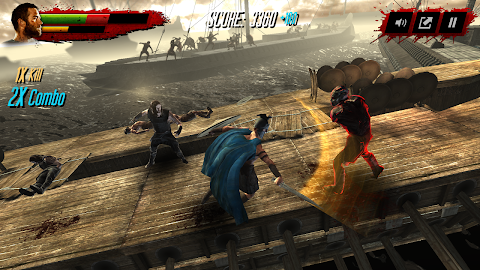 300: Seize Your Glory Screenshot 3