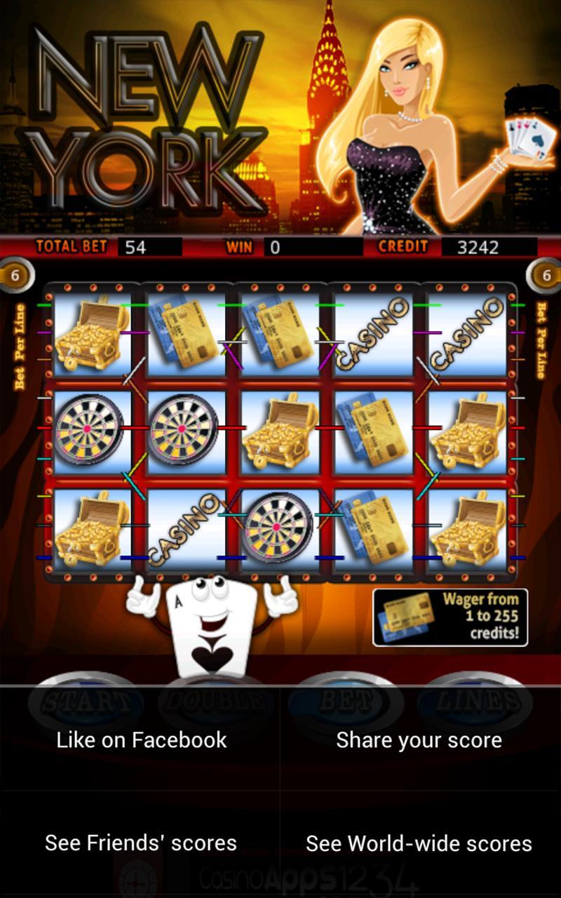 New York Slot Machine HD screenshot #4