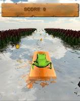 Screenshot of Frog Maritime Adventure