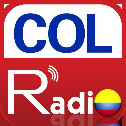 無線電哥倫比亞 LOGO-APP點子