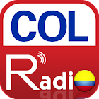 Radio Colombia icon