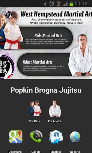 Popkin-Brogna Jujitsu Center