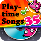 35 Playtime Songs icon
