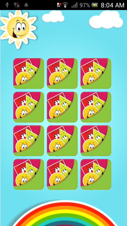Shapes for Kids- screenshot