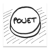 The Pouet Button