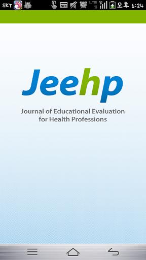 J Educ Eval Health Prof