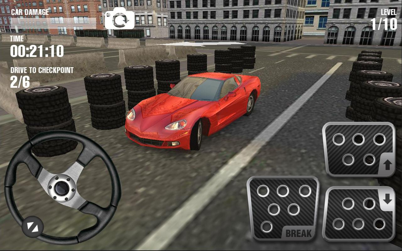 Kings of Parking 3D- screenshot