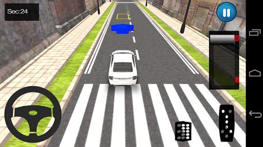Sport Car Parking Game : Free