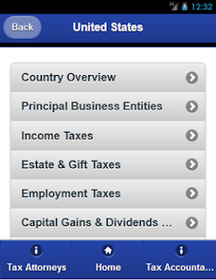 Global Taxes- screenshot thumbnail