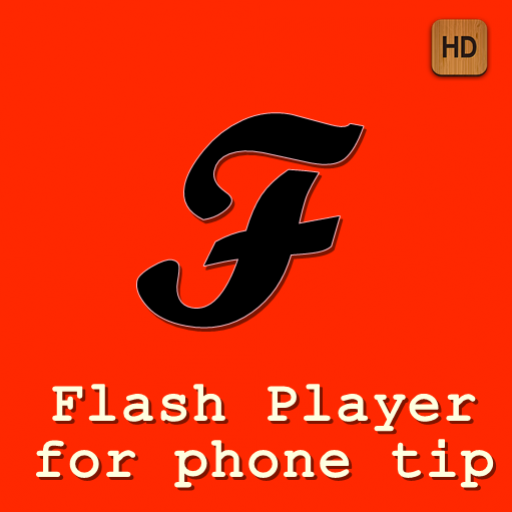 Flash Player for phone tip