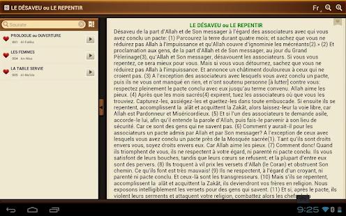 玩書籍App|Le Coran gratuite. Audio Texte免費|APP試玩