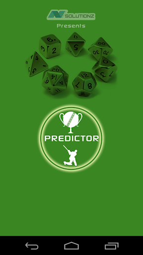 Cricket Predictor