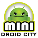 Mini Droid City Live Wallpaper logo