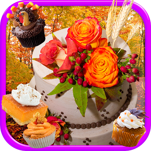 Thanksgiving Cake Maker – Bake & Cook Dessert Food 1.8 APK MOD