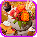 Thanksgiving Cake Maker icon
