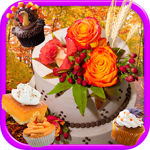 Thanksgiving Cake Maker for PC and MAC