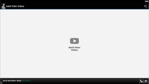 Adolf Hitler Videos