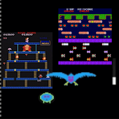 Arcade Classics Live Wallpaper