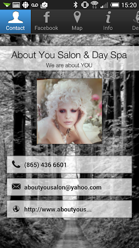 About You Salon Day Spa