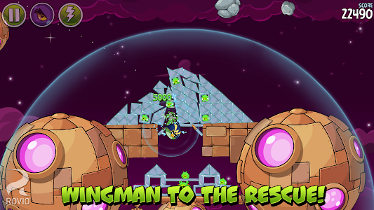 Angry Birds Space Premium v2.1.2