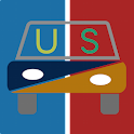 US DMV Driver License icon