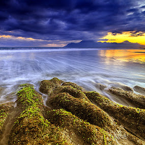 Penggajawa Beach by Eddy Due Woi - Landscapes Beaches