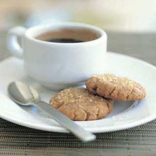 Brown Sugar Cookies.