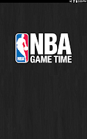 Screenshot of NBA Game Time for Tablets OLD