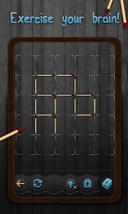 Matchstick Puzzles - screenshot thumbnail