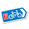 The National Cycle Network icon