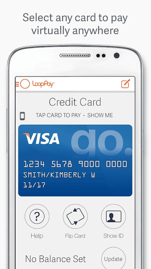 LoopPay - screenshot
