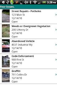 Santa Clarita Mobile App- screenshot thumbnail