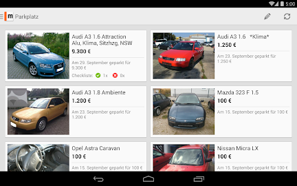 mobile.de – vehicle market Screenshot 37