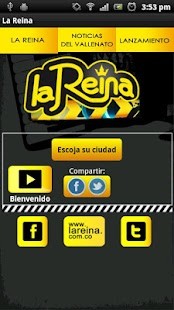 Emisora La Reina - screenshot thumbnail
