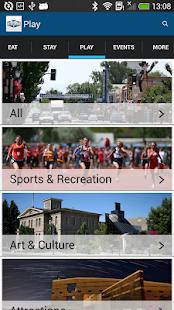 Visit Carson City- screenshot thumbnail